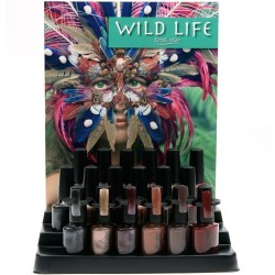 Wilde Life Collection Nail Polish - DISPLAY - 4270