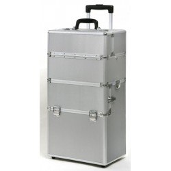 Beauty Case SILVER