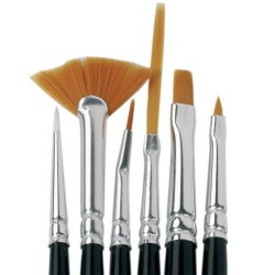 Brush Deco Kit - DECORATION - 4239