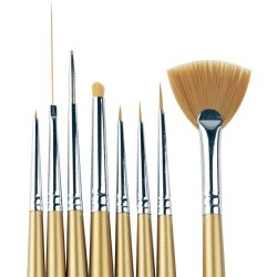 Brush Deco Kit 2 - DECORATION - 6388