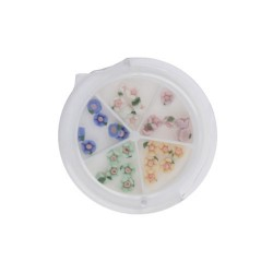 Ceramic Flower Case - CARROUSELS - 5512