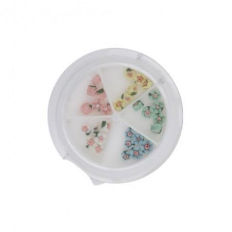 Ceramic Flower Case Small