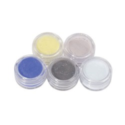 Colored Powder Kit 5x3 Gr KPCD1 - COLORED POWDER - 1073-1