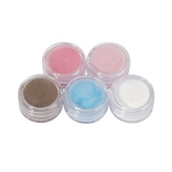 Colored Powder Kit 5x3 Gr KPCD4 - COLORED POWDER - 1073-4