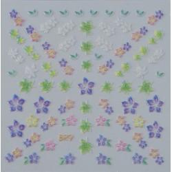 Colored Sticker 3DSB09 - STICKERS - 6174