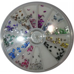 Strass Carosello Boat - CARROUSELS - 5518-5