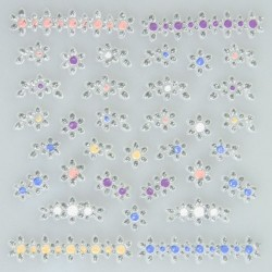 Colored Sticker D3DC3 - STICKERS - 6052