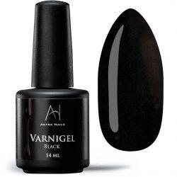 Varnigel Semipermanente BLACK confezione da 7 e 14 ml - Halloween - 6440-7