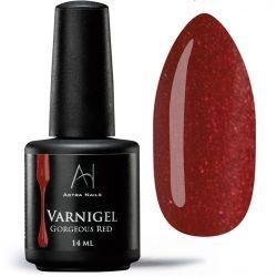 Varnigel Semipermanente GORGEOUS RED confezione 14 ml - Colori Semipermanente - 6440-17