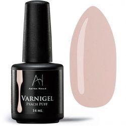 Varnigel Semipermanente PEACH PUFF confezione da 7 e 14 ml - Colori Semipermanente - 6440-32
