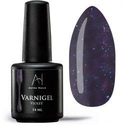 Varnigel Semipermanente VIOLET confezione 14 ml - Colori Semipermanente - 6440-33