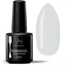 Varnigel Semipermanente MILKY WHITE confezione da 7 e 14 ml - Colori Semipermanente - 6440-34