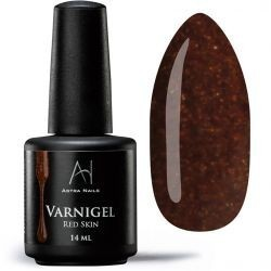 Varnigel Semipermanente RED SKIN confezione 14 ml