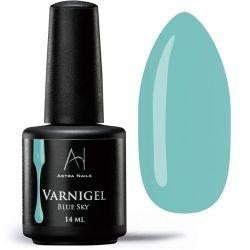 Varnigel Semipermanente BLUE SKY confezione da 7 e 14 ml - Colori Semipermanente - 6440-BLS