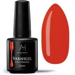 Varnigel Semipermanente NEO ORANGE confezione da 7 e 14 ml - Halloween - 6440-60