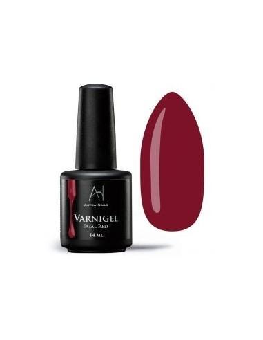 Varnigel Semipermanente FATAL RED
