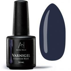 Varnigel Semipermanente TITANIUM confezione 14 ml - Colori Semipermanente - 6440-47