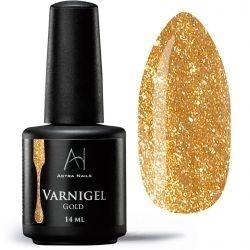 Varnigel Semipermanente GOLD confezione 14 ml - Febbre dell'oro - 6440-48