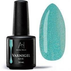 Varnigel Semipermanente AZUR confezione 14 ml - Colori Semipermanente - 6440-67