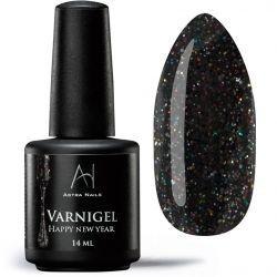 Varnigel Semipermanente HAPPY NEW YEAR confezione 14 ml - Colori Semipermanente - 6440-79