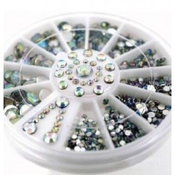 ROULETTECRYSTAL MIX AB - STRASS - 7655
