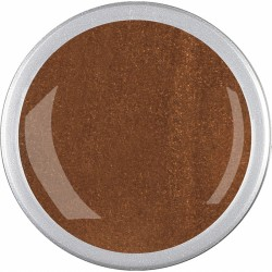 Gel Colorato Metallic Brown...
