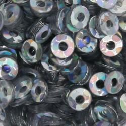 Decoro Fabrics Rotondo Argento Vuoto - FABRICS - 5541