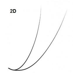 Box Ciglia 2D - curva C