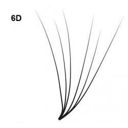 Box Ciglia 6D - curva C