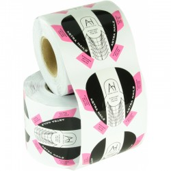 New Nail Form Paper 300 pz