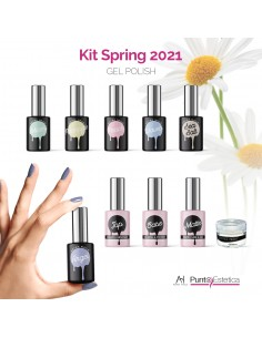 Kit Gel Polish Spring 2021