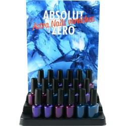 Absolut Zero Collection Nail Polish - DISPLAY - 6415
