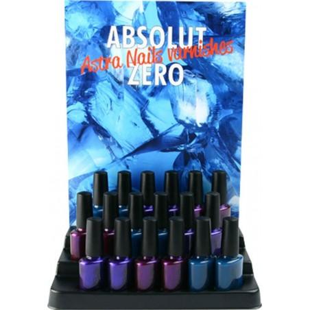 Absolut Zero Collection Nail Polish