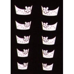 French Manicure Sticker - STICKERS - 5184-021