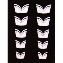 French Manicure Sticker - STICKERS - 5184-024