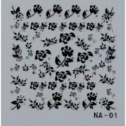 Gem Stickers U3DC.01 - STICKERS - 6225