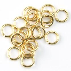 O Ring Gold Large - PIERCINGS - 5039