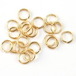 O Ring Gold Small - PIERCINGS - 5039-S