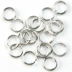 O Ring Silver Large - PIERCINGS - 5038