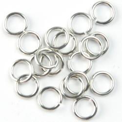 O Ring Silver Large - PIERCINGS - 5038