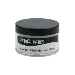 Powder 2500 Natural 100 Gr - POWDER - 1021