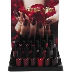 Red Collection Nail Polish - DISPLAY - 6001
