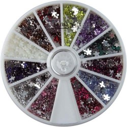 Strass Carosello Flower - CARROUSELS - 5518-2
