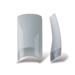 Tip Easy French Curved Ricarica 50 Pz - RICARICHE TIPS - 4100