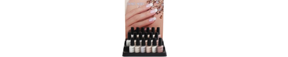 DISPLAY -  - SMALTI & CURATIVI - Astra Nails Shop Italia