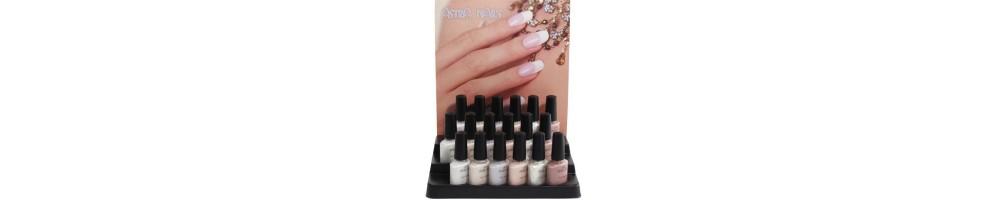 DISPLAY -  - SMALTI & CURATIVI - Astra Nails Shop Italia