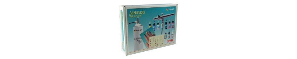 AIR BRUSH -  - NAIL ART - Astra Nails Shop Italia