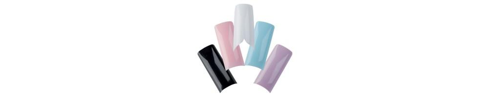 TIPS CARTINE COLLE - Ad ogni unghia la sua tip! E per unghie particolarissime...crea il tuo allungamento sciegliendo tra le tant